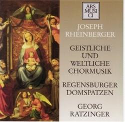 "RHEINBERGER ""Missa Sanctissimae Trinitatis"""