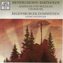 """MENDELSSOHN BARTHOLDY """"Sechs Sprüche"""""""