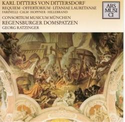 """DITTERSDORF """"Requiem"""" - """"Offertorium"""" - """"Litaniae Lauretanae"""""""
