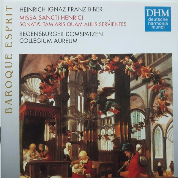 "BIBER ""Missa Sancti Henrici"""