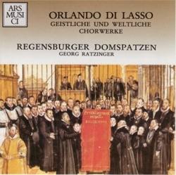 """ORLANDO DI LASSO """"Missa super Bell Amfitrit altera"""""""