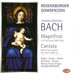 BACH Magnificat und Kantate